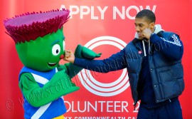Glasgow 2014 volunteer launch