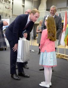 Duke and Duchess of Cambridge/Glasgow