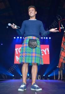 Tom Daley/Glasgow 2014