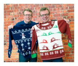 Save the Children Christmas jumper