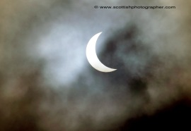 solar eclipse/Scotland