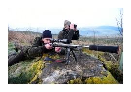 Marcus Verberne/deer stalking