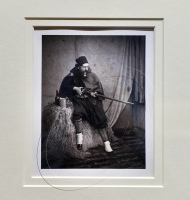 © Sandy young Photography 07970 268944 Shadows of War exhibition at the Queens Gallery, Palace of Holyrioodhouse. Pioneering photographs of the Crimean War by Roger Fenton, the first exhibition of Roger Fenton's work in Scotland. E: sandyyoungphotography@gmail.com W: www.scottishphotographer.com