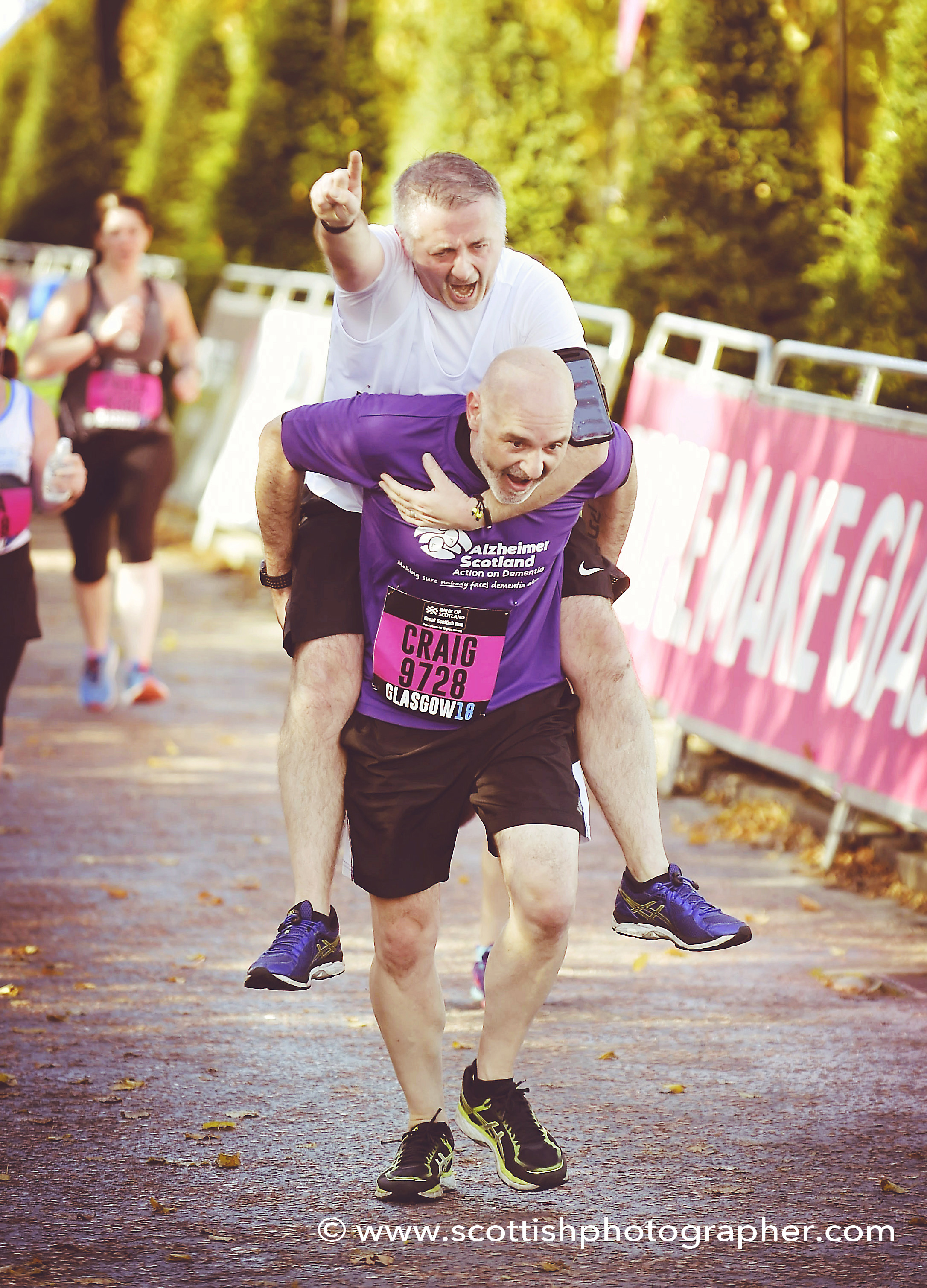 Glasgow Great North Run