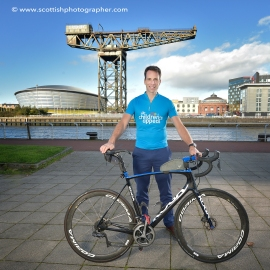 Mark Beaumont / STV Children's Appeal.