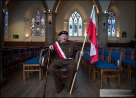 WW2 Polish war veteran